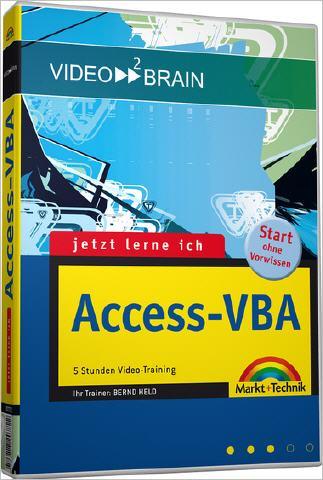 Access-VBA Jetzt lerne ich - VBA-Publikationen