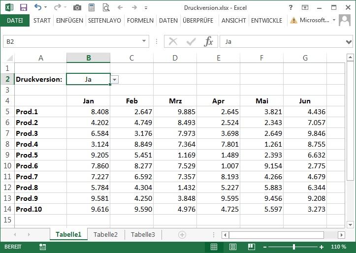 Großartig Excel VBA Tabellenfunktion Bilder - Arbeitsblätter für ...